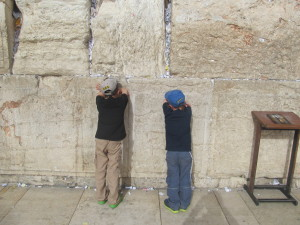 kids Kotel closeup