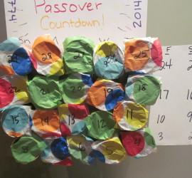 Passover countdown